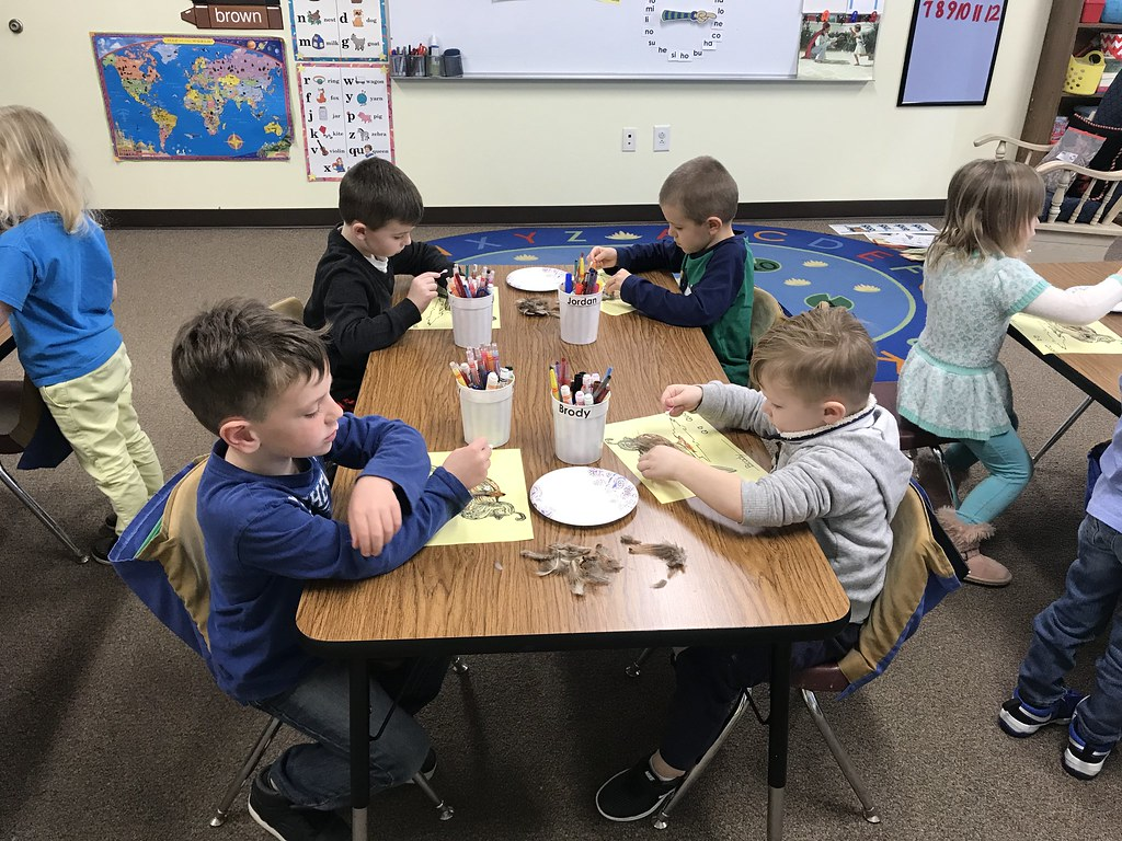 Around the PreSchool 1/31/19