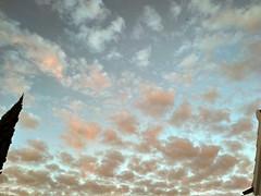 El cielo transparente