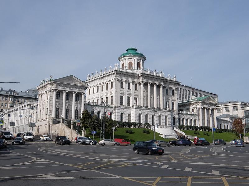 Москва - Дом Пашкова
