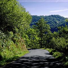 Départementale 57, Cantal, France