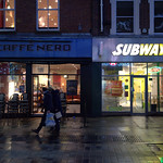 Subway on Fishergate, Preston