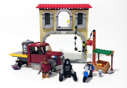 LEGO Overwatch Dorado Showdown (75972)