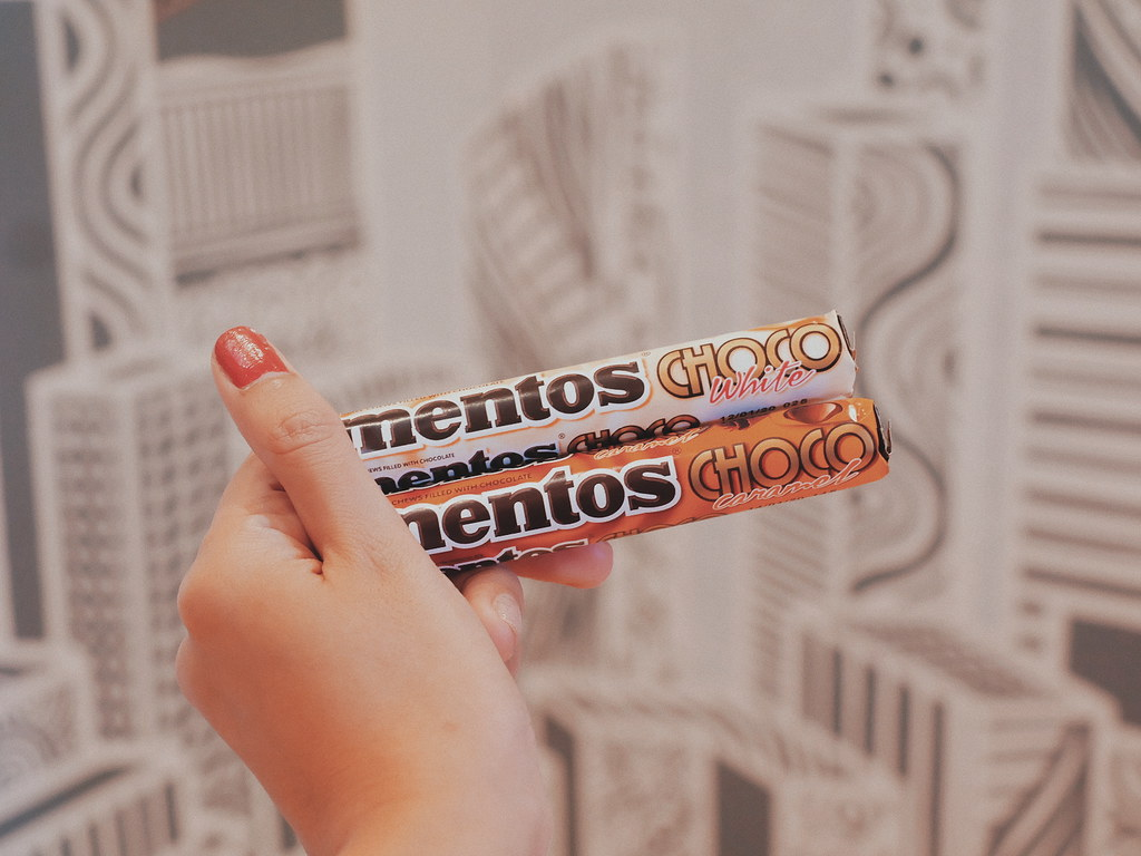 mentos choco fair mentos choco caramel
