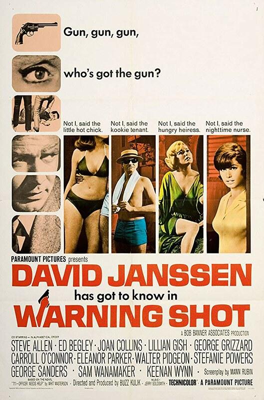 Warning Shot - Poster 7