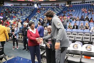 2018-19 Groups -- January 7, 2019 vs Memphis Grizzlies