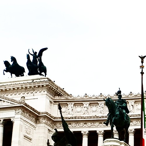 Roma: altare della patria