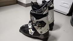 Lyžařské boty Salomon Ghost - titulní fotka