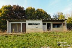 Stade abandonné