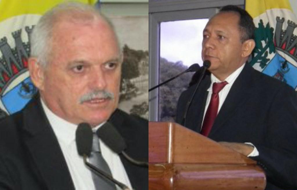 Nomeação de indiciado na Perfuga para diretor da Câmara subiu no telhado, emir e luiz
