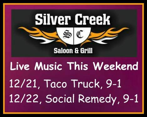 Silver Creek Poster 12-21-18