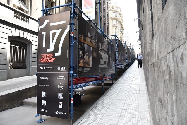 XVII Premio SCA CPAU de Arquitectura Argentina 2018 | Muestra