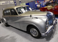 Armstrong-Siddeley 346 Sapphire Limousine (1957)