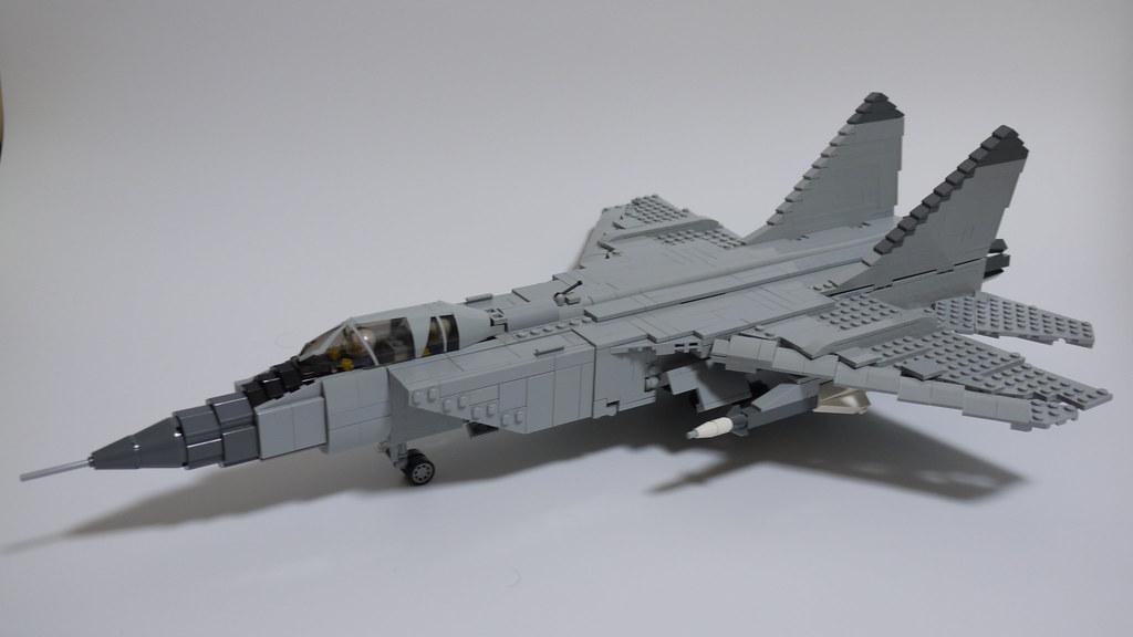 LEGO Mig-31