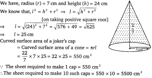 NCERT Solutions for Class 9 Maths Chapter 13 Surface Area and Volumes 14