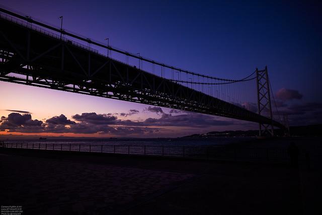 Edge Light & Bridge Line