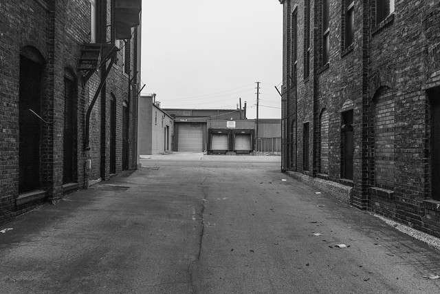 Industrial Alley, Canon EOS 6D, Canon EF 40mm f/2.8 STM