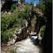El Llobregat als Jardins Artigas, La Pobla de Lillet (el Berguedà)