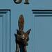 Fox doorknocker