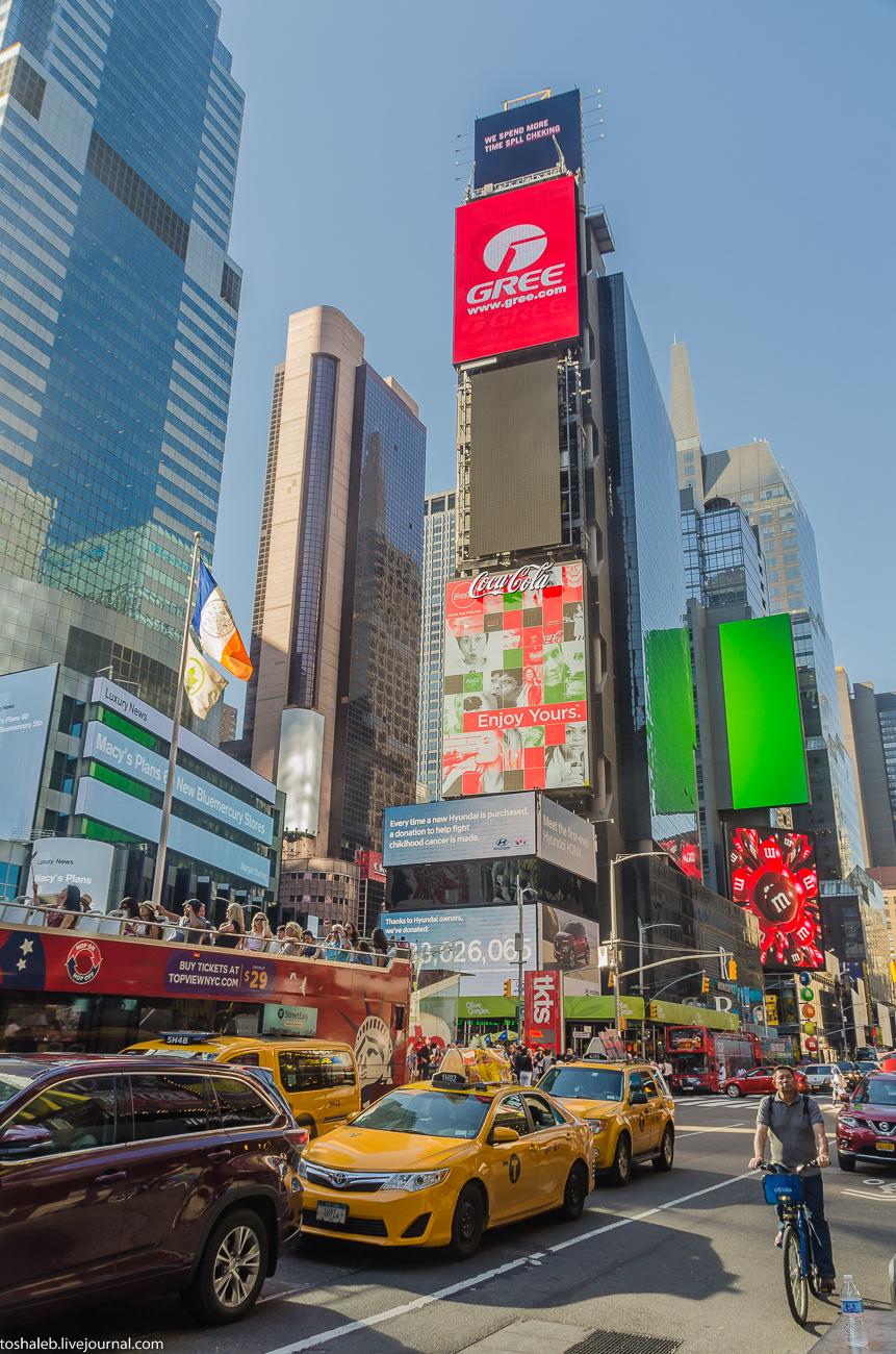 Нью-Йорк_Central Park_Times Square-40