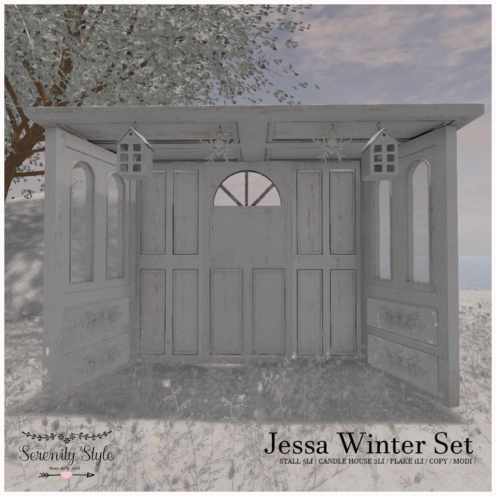 Serenity Style- Jessa Winter Set