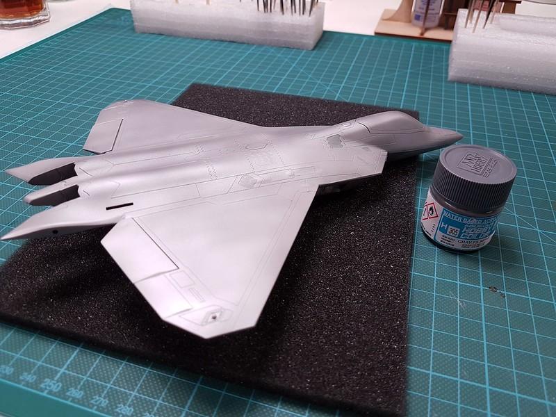 Academy 1/72 F-22A Air Dominance Fighter - Sida 5 45430579565_2ff3ebaff4_c