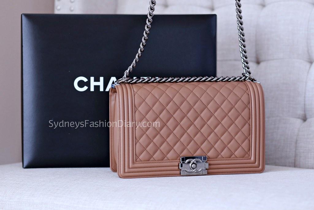 ChanelBoyBagBeige_SydneysFashionDiary