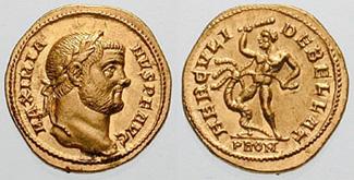 Hydra MAXIMIANUS Aurius