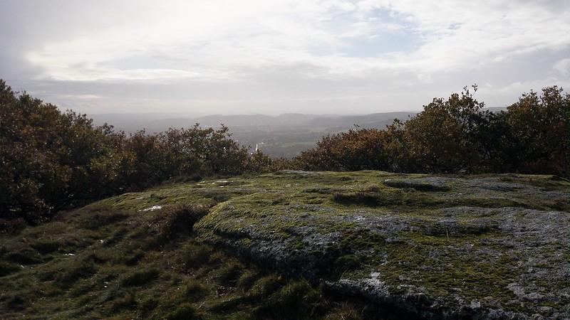Shaptor Rock view