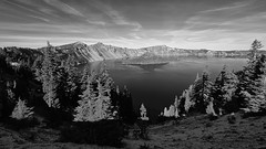 Fall Afternoon at Crater Lake