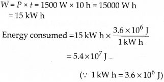 NCERT Solutions for Class 9 Science Chapter 11 Work and Energy 15