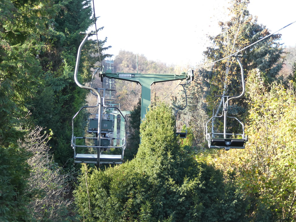Zugileget chairlift, Budapest