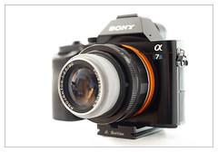 Voigtlander Projektos 1:2.5/80 (lens of Zett 150 projector)