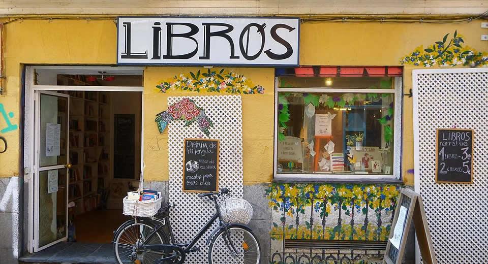 Vintage winkelen in Malasaña, Madrid | Mooistestedentrips.nl