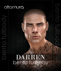 Altamura DARREN FULLBODY Black Friday Sale 50% OFF