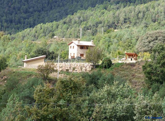 Solsonès 18 -03- Veinats de Guixers i Valls -12- Els Guixerons -01- Vista 01 - Desde Sant Cebrià 02