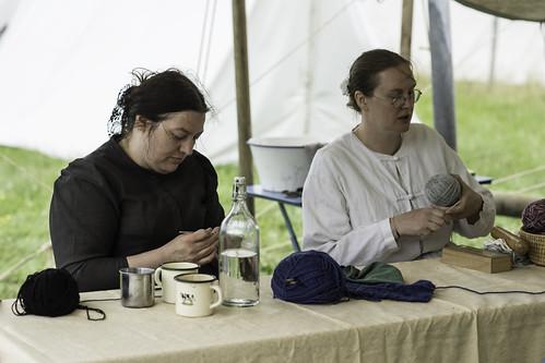 amerikaanse plattelandsvrouwen
