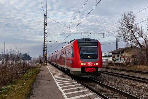 DB REGIO BR 612