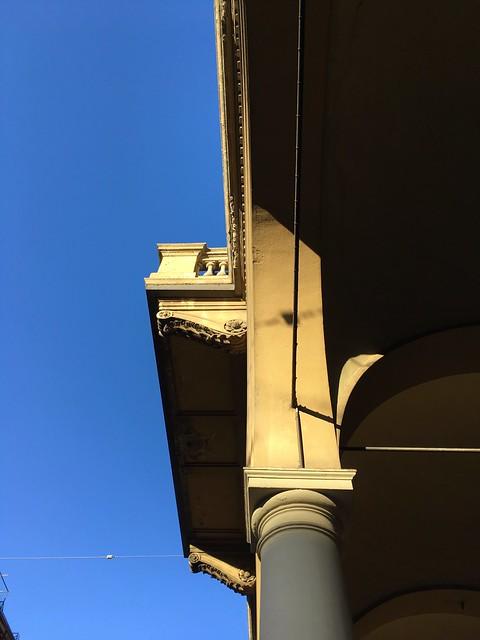 Bologna, not Verona