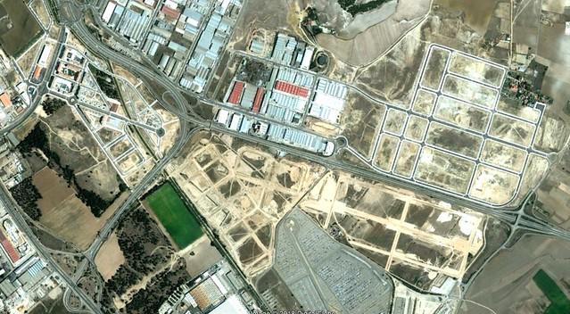 cistérniga, oeste, valladolid, la fasa antes, urbanismo, planeamiento, urbano, desastre, urbanístico, construcción