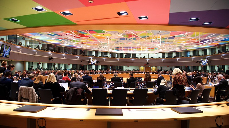 EU Ministers of Culture Meeting, 27 November, Brussels, Copyright: European Union
