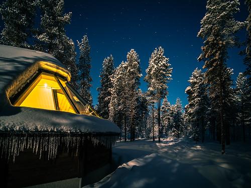Aurora Village - Ivalo, Finland - Travel photography