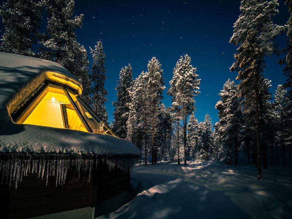 Aurora Village, Ivalo, Finland picture