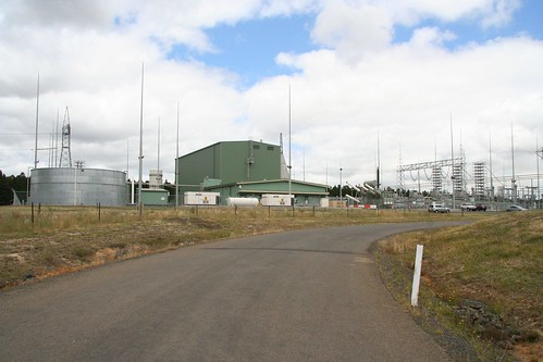 Loy Yang Static Inverter Plant for the Basslink HVDC transmission line