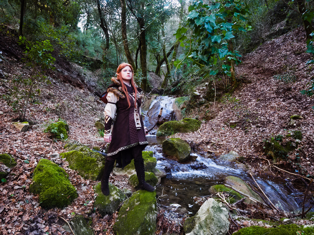 related image - Shooting Elfe - Yuli Cosplay - Montrieux -2019-01-10- P1466731