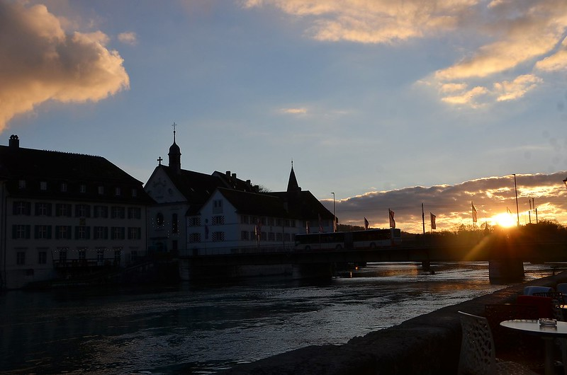 River Aare Wengibruck 11.12 (1)