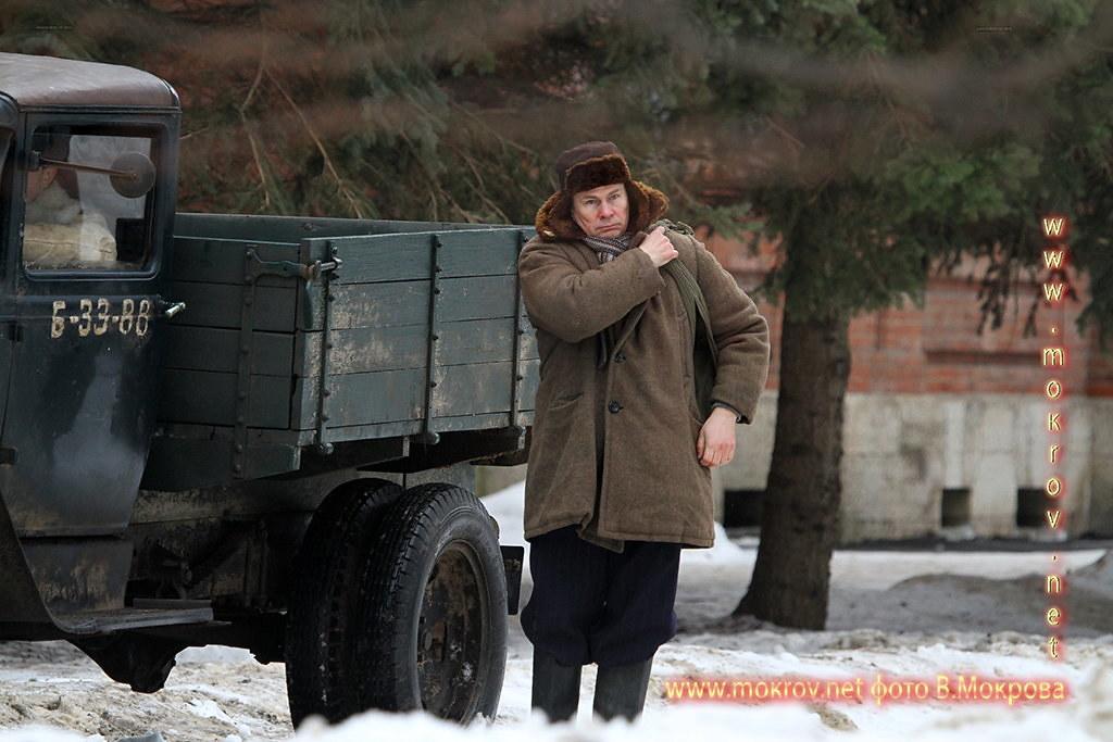 Фото Актера - Муляр Дмитрий роль Левицкий в сериале «Декабристка»,