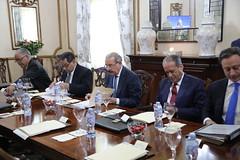 Consejo Nacional Magistratura aprueba cronograma de trabajo y analiza observaciones reglamento evaluación jueces Suprema Corte de Justicia