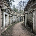 Circle of Lebanon, Highgate Cemetery, London, England