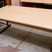 Maple straight desk E100