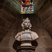Marble bust of Robert the Bruce